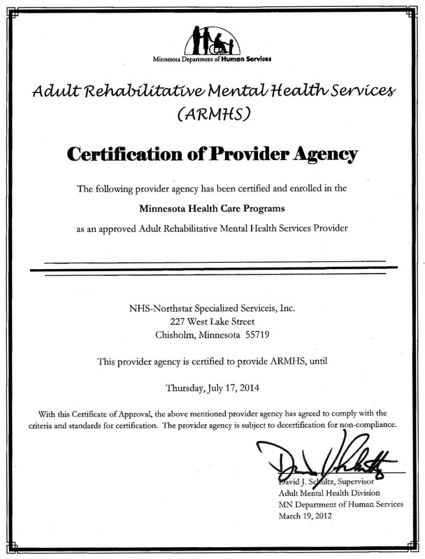 MN Health Care Programs